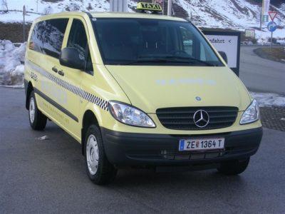 taxi rainer saalbach